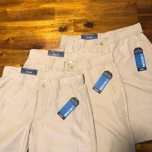 NWT Set of 3! Nautica Boy's uniform shorts size 18